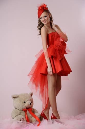 роскошные платья фото